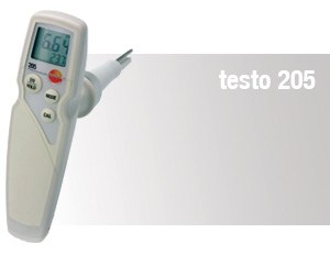 pH / Vattenanalys testo 205