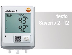 WiFi-datalogger testo Saveris 2-T2