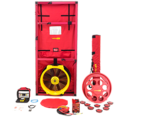Blower Door – retrotec 5102