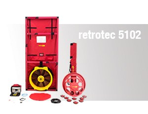 Blower Door – retrotec 5102 - 3940 1002